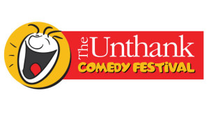 Unthank Comedy Festival Logo 2015